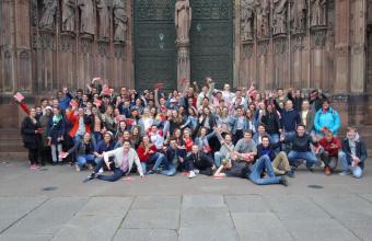 Vor dem Münster