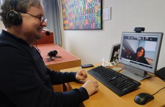 Prof. Gutmann koordiniert Termine
