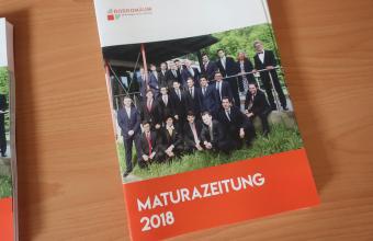 Matura 2018 - Borromäum