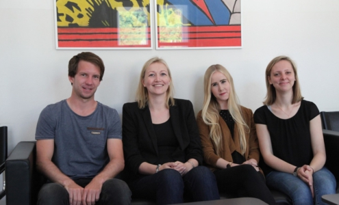 Vertrauenslehrer/innen: Prof. Christoph Kreindl, Prof. Martha Haag, Prof. Katharina Scharinger, Prof. Hannah Klinger