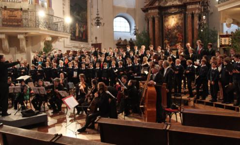 Schulchor - Konzert im Dom